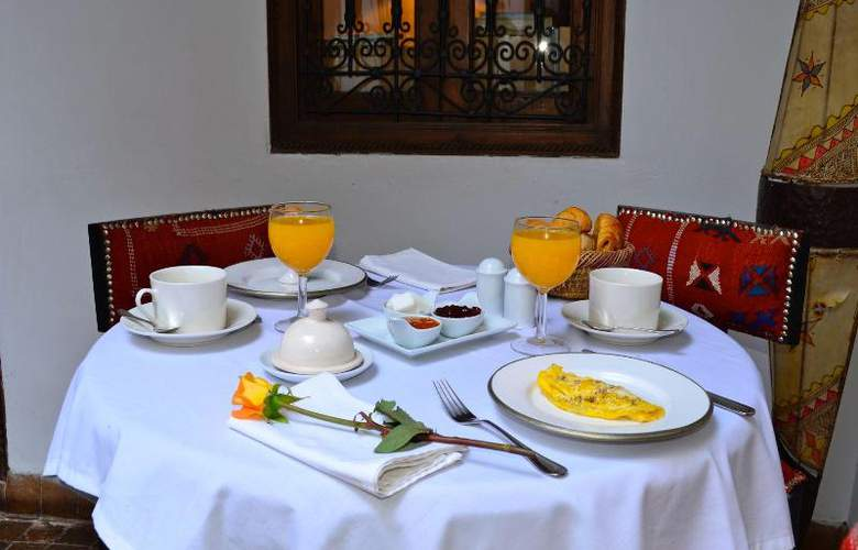 Riad Dar Zaman - Restaurant - 29