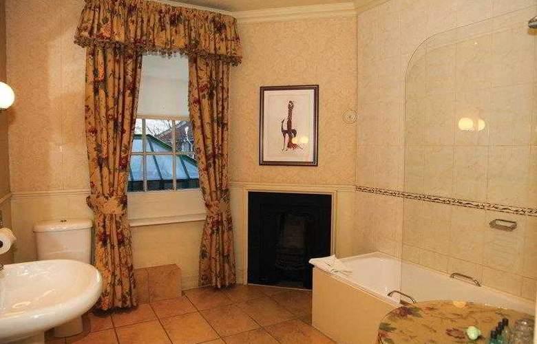 Best Western York Pavillion - Hotel - 20