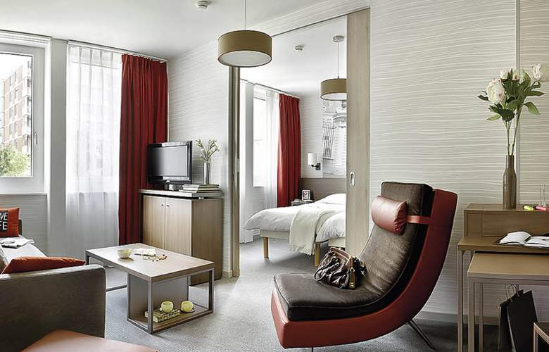 Adagio Basel City - Room - 5