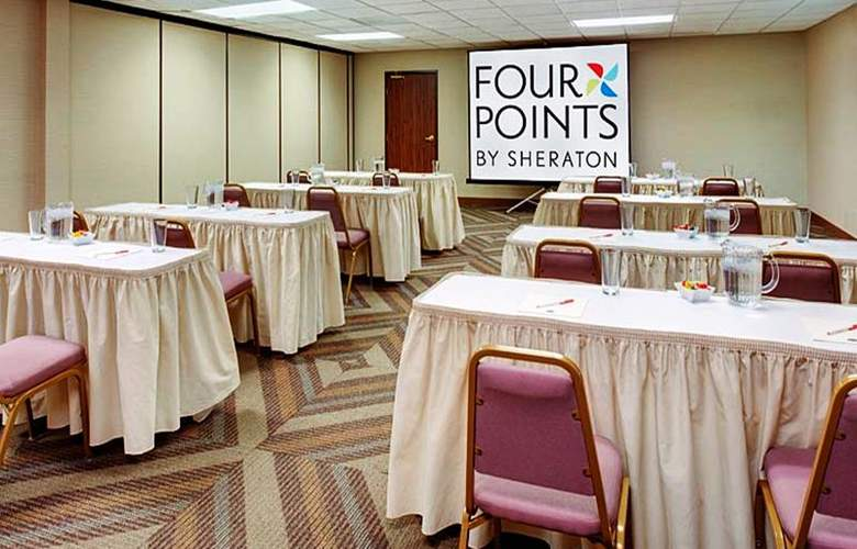 Four Points by Sheraton Oklahoma City Airport - Conference - 8
