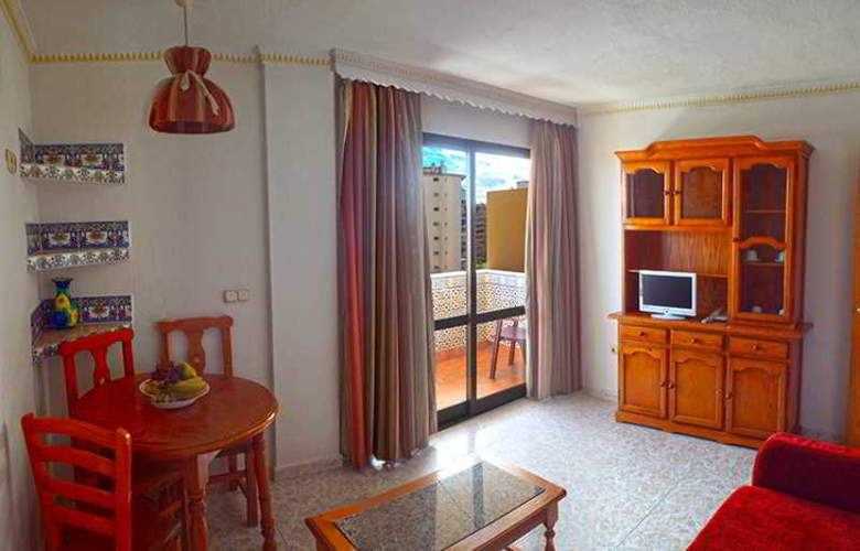 Hotel Apartamentos Veramar - Room - 13