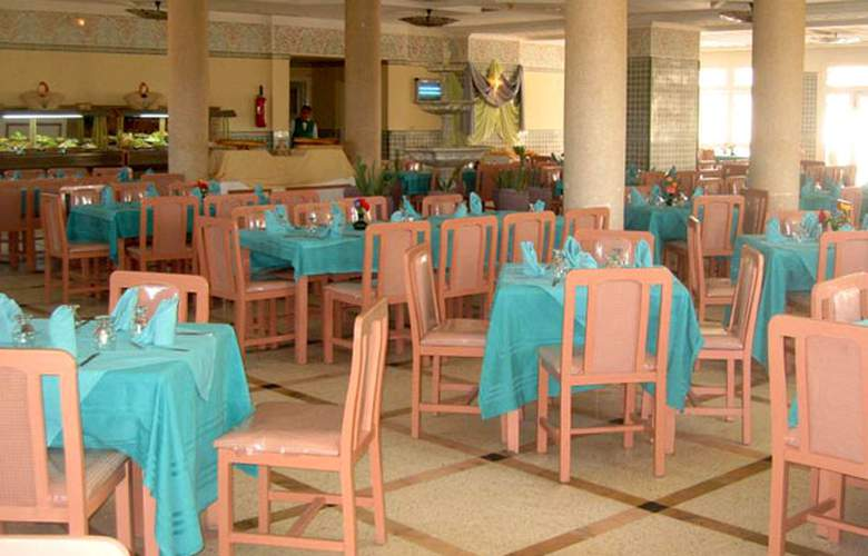 Yadis Oasis Kebili - Restaurant - 4