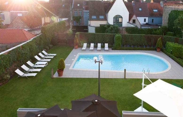 Novotel Brugge Centrum - Hotel - 42