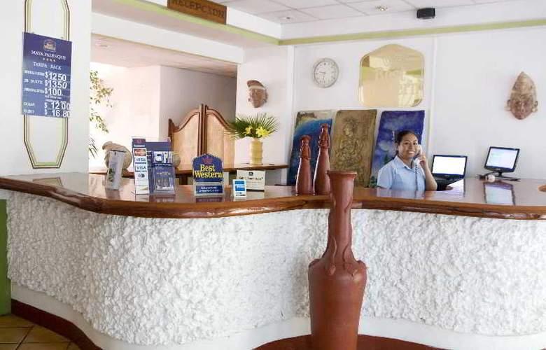 Best Western Maya Palenque - Hotel - 6