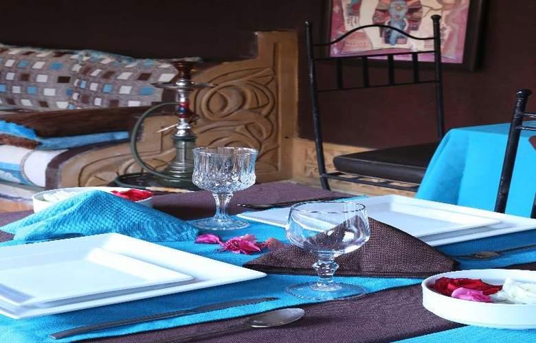 Riad Mille Et Une Nuits - Restaurant - 44