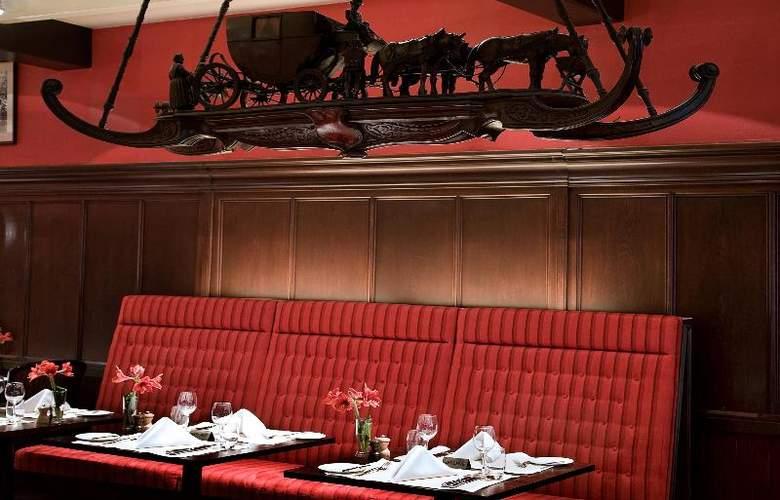 Amsterdam De Roode Leeuw - Restaurant - 11