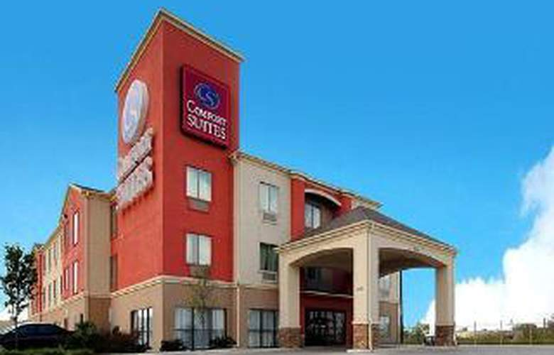Comfort Suites North IH 35 - Hotel - 0
