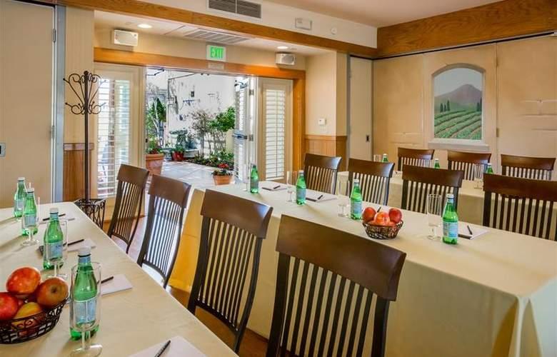 Best Western Sonoma Valley Inn & Krug Event Center - Hotel - 86