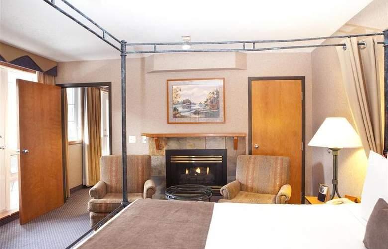 Best Western Plus Pocaterra Inn - Room - 133