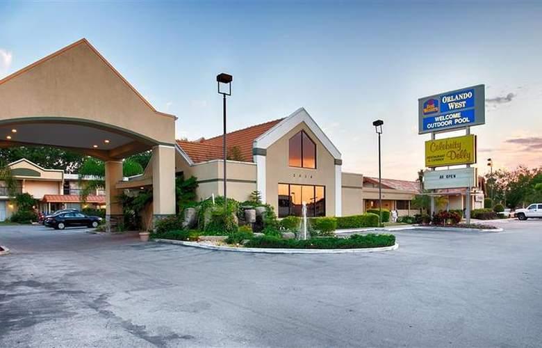 Best Western Orlando West - Hotel - 32