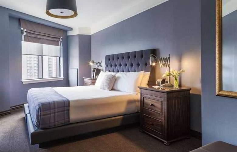 The Boxer Hotel Boston - Room - 8
