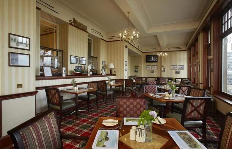 Best Western Scores - Restaurant - 128