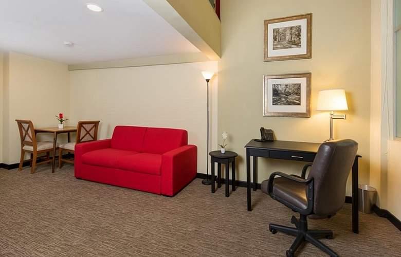 Exe San José Center - Room - 3