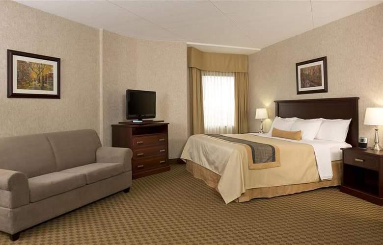 Best Western Plus Laval-Montreal - Room - 61