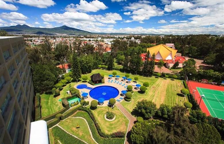 Best Western Plus Gran Morelia - Hotel - 166