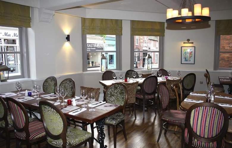 Best Western George Hotel Lichfield - Restaurant - 135