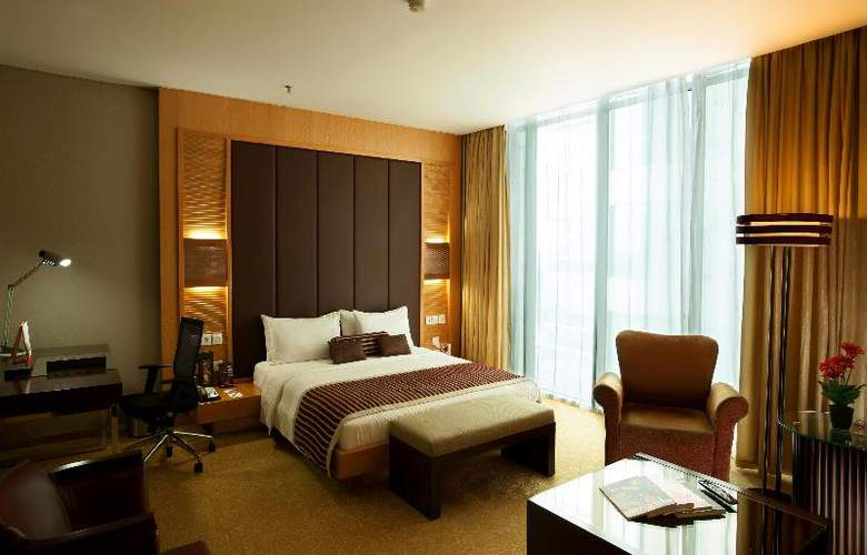 Grand Swiss-Belhotel Medan - Room - 14