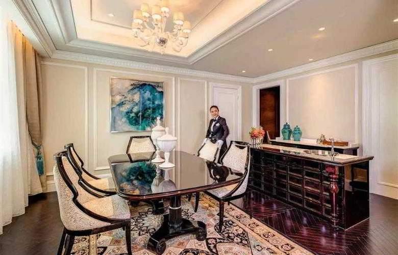 Sofitel Legend Peoples Grand Hotel Xian - Hotel - 53
