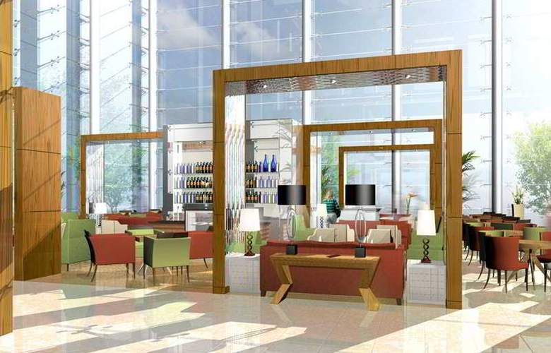 Hilton Warsaw - Bar - 5