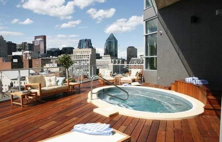 Le Crystal Hotel - Pool - 7
