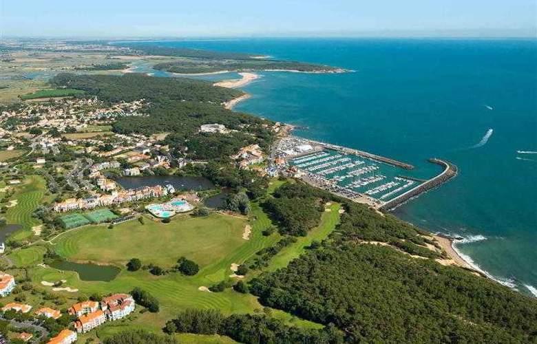 Cote Ouest Thalasso & Spa Les Sables d'Olonne - Hotel - 14