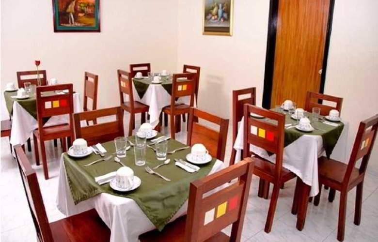 Casa Rincón del Chico - Restaurant - 2