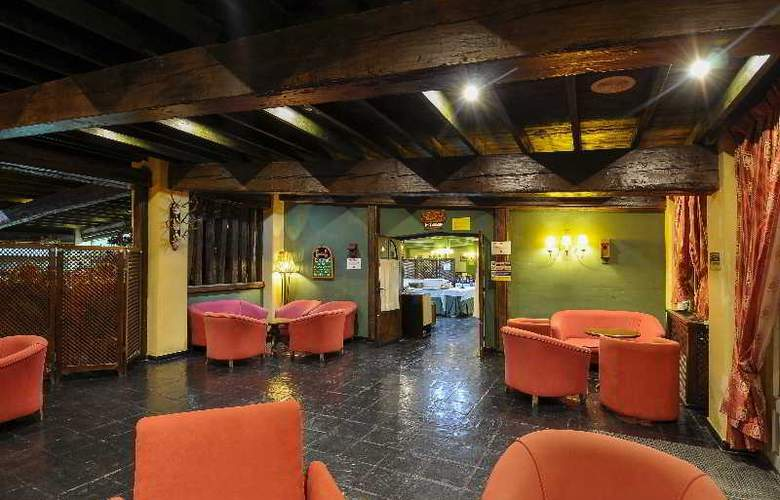 GHM Monachil - Restaurant - 95