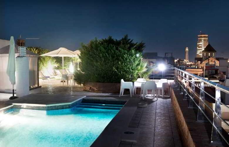 Silken Ramblas - Hotel - 10