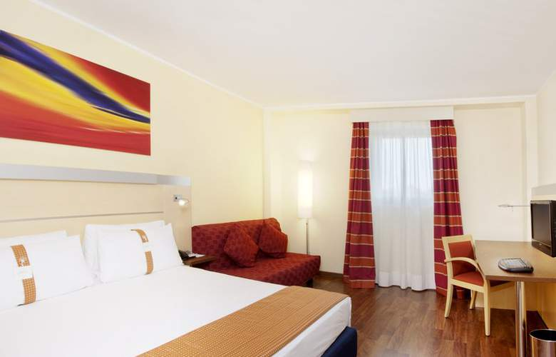 Holiday Inn Express Milan-Malpensa Airport - Room - 11