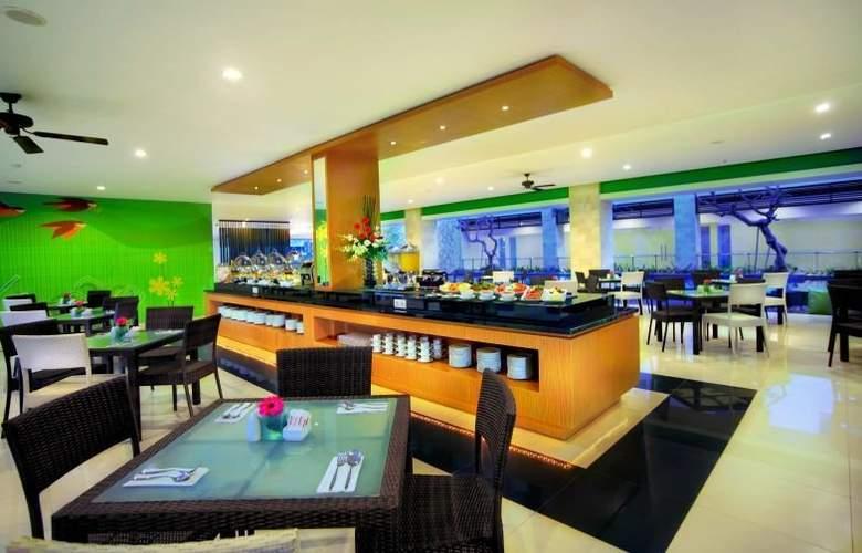 Crystal Kuta - Restaurant - 4
