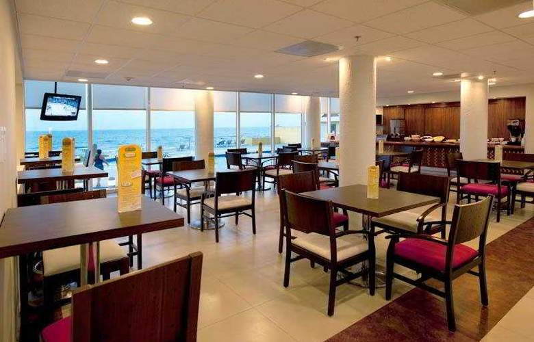 City Express Veracruz - Restaurant - 11