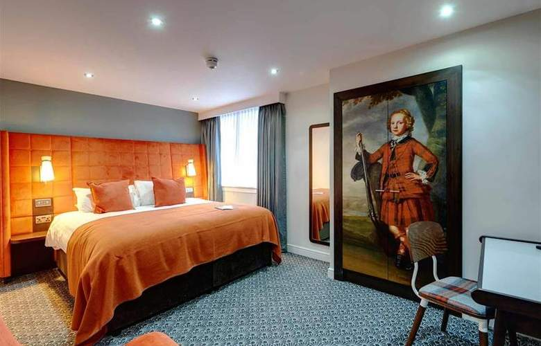 Mercure Inverness - Room - 31