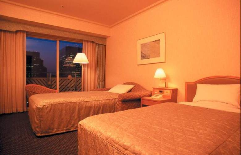 Hotel Springs Makuhari - Hotel - 3