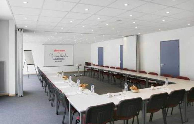 Appart Hotel Victoria Garden Mulhouse - Conference - 5