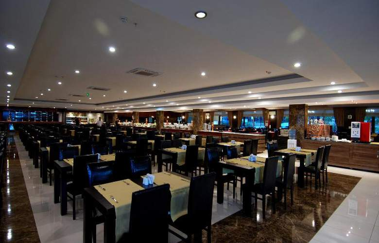 Maya World Hotel Belek - Restaurant - 80
