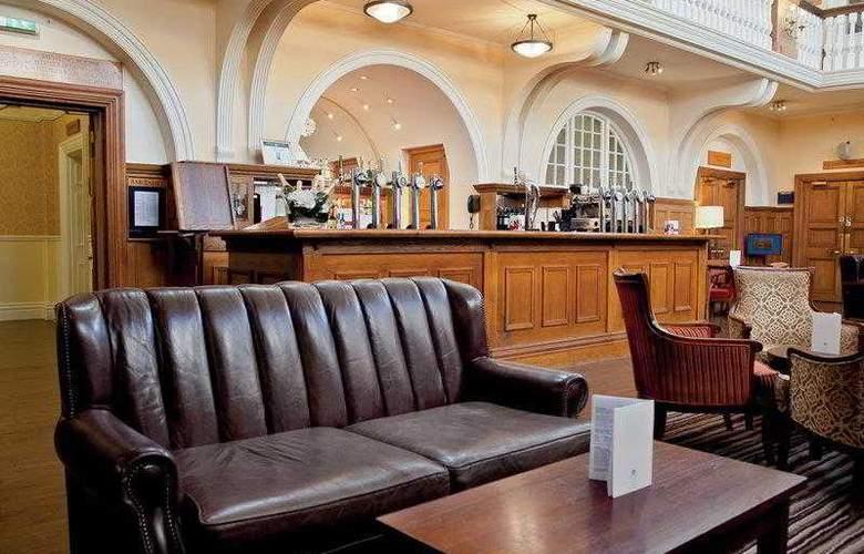 Best Western Chilworth Manor Hotel - Hotel - 47