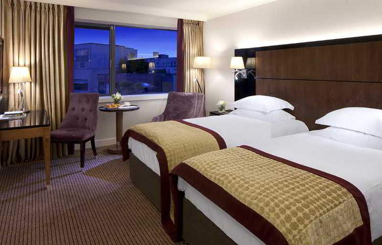 Radisson Blu Hotel & Spa Galway - Room - 8
