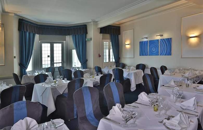 Best Western York House - Restaurant - 6