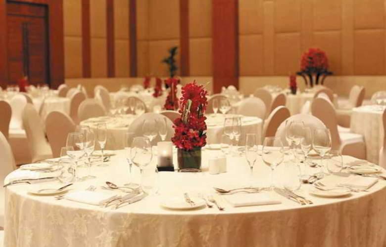 The Oberoi Hotel - Restaurant - 11