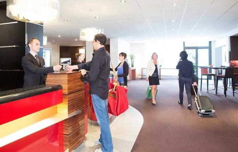 Novotel Bordeaux Aéroport - Hotel - 13