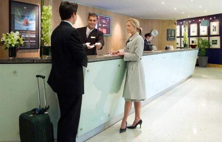 Novotel Auckland Ellerslie - Hotel - 35