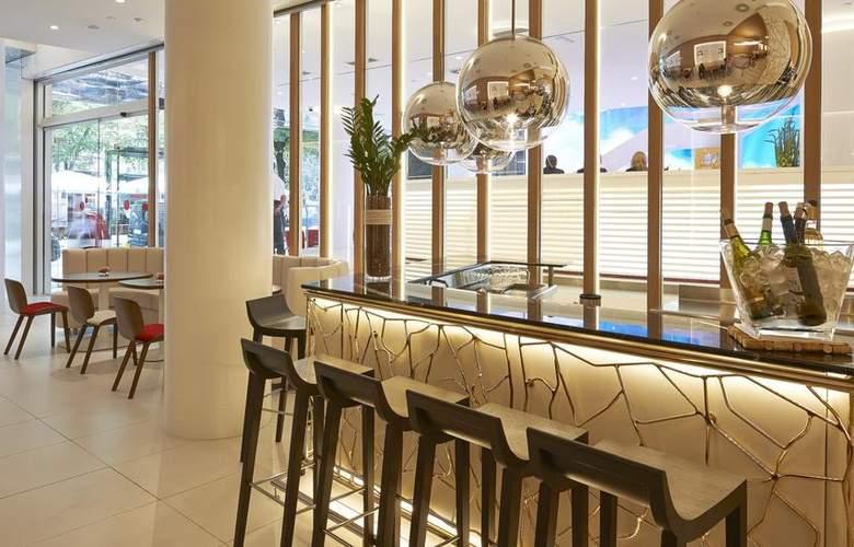 NH Collection Barcelona Gran Hotel Calderón - Bar - 18
