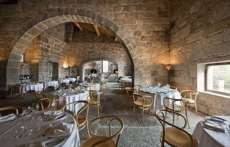 Pousada do Gerês-Amares - Santa Maria do Bouro - Restaurant - 22