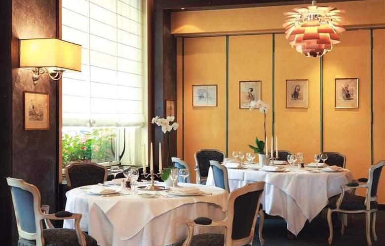 Best Western Grand Bristol - Restaurant - 79