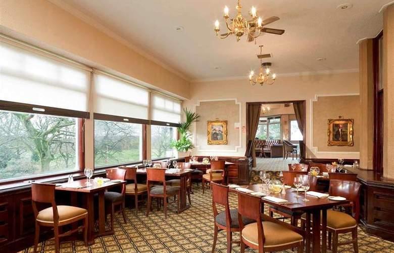 Mercure Norton Grange Hotel & Spa - Restaurant - 90