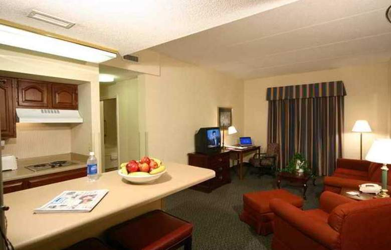 Hampton Inn & Suites Pigeon Forge On The Pkwy - Hotel - 8