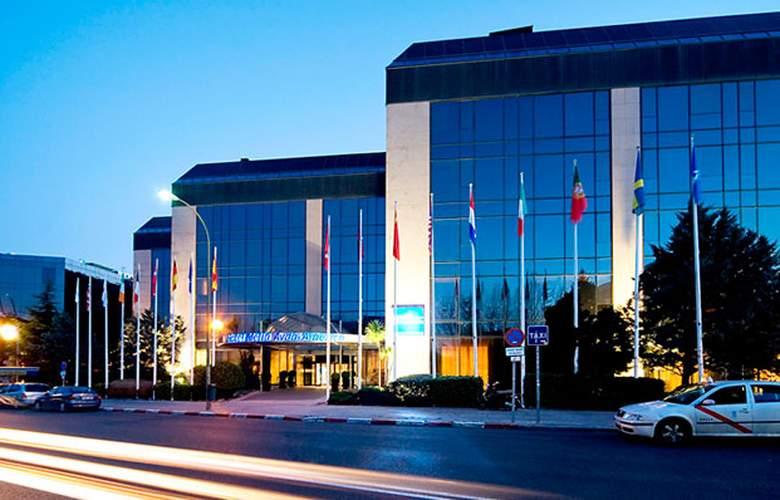 Meliá Avenida América - Hotel - 9