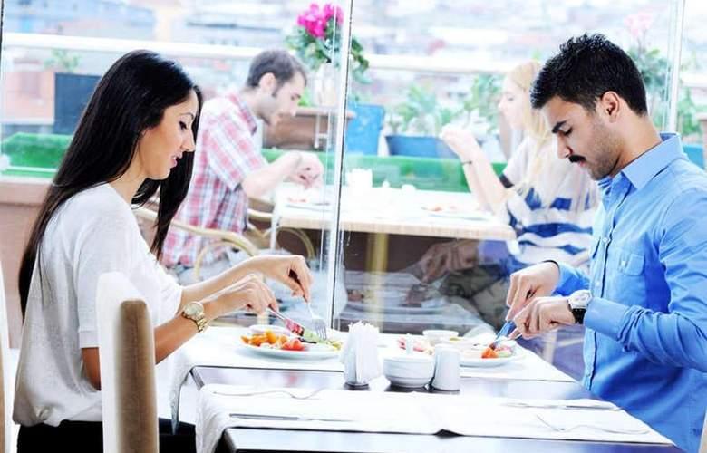 Elite Marmara Hotel - Restaurant - 22