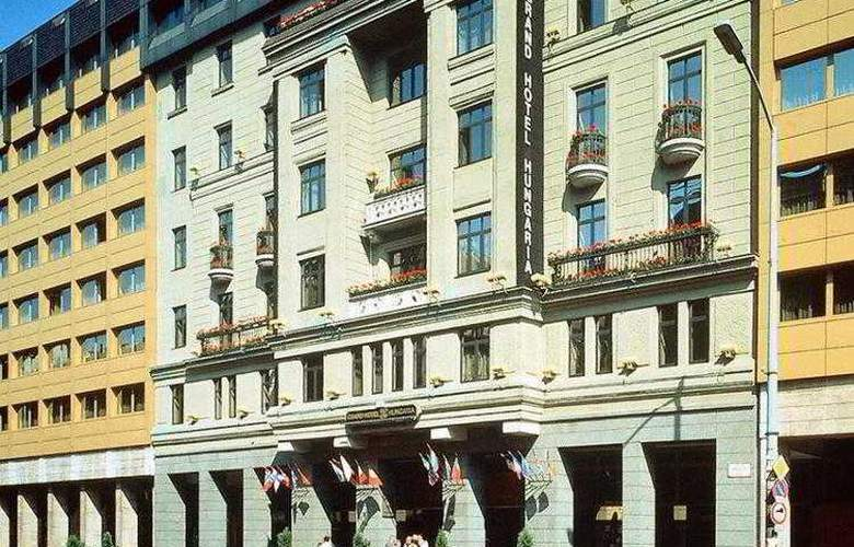 Hungaria City Center - Hotel - 0