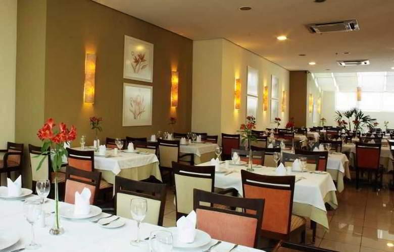 Quality Suites Bela Cintra - Restaurant - 8
